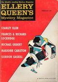 Ellery Queen's Mystery Magazine (1941-Present Davis-Dell) Vol. 35 #2