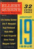 Ellery Queen's Mystery Magazine (1941-Present Davis-Dell) Vol. 35 #3