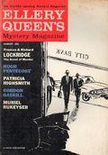 Ellery Queen's Mystery Magazine (1941-Present Davis-Dell) Vol. 36 #2