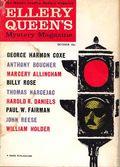 Ellery Queen's Mystery Magazine (1941-Present Davis-Dell) Vol. 36 #4