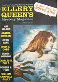 Ellery Queen's Mystery Magazine (1941-Present Davis-Dell) Vol. 36 #5