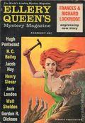 Ellery Queen's Mystery Magazine (1941-Present Davis-Dell) Vol. 37 #2