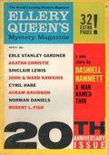 Ellery Queen's Mystery Magazine (1941-Present Davis-Dell) Vol. 37 #3