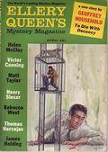 Ellery Queen's Mystery Magazine (1941-Present Davis-Dell) Vol. 37 #4