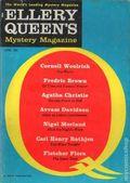 Ellery Queen's Mystery Magazine (1941-Present Davis-Dell) Vol. 37 #6