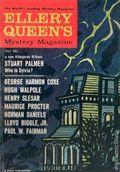Ellery Queen's Mystery Magazine (1941-Present Davis-Dell) Vol. 38 #1