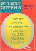 Ellery Queen's Mystery Magazine (1941-Present Davis-Dell) Vol. 38 #2