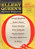 Ellery Queen's Mystery Magazine (1941-Present Davis-Dell) Vol. 38 #4