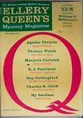 Ellery Queen's Mystery Magazine (1941-Present Davis-Dell) Vol. 38 #6