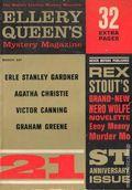 Ellery Queen's Mystery Magazine (1941-Present Davis-Dell) Vol. 39 #3
