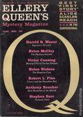 Ellery Queen's Mystery Magazine (1941-Present Davis-Dell) Vol. 39 #6
