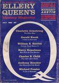 Ellery Queen's Mystery Magazine (1941-Present Davis-Dell) Vol. 40 #1