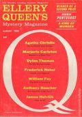 Ellery Queen's Mystery Magazine (1941-Present Davis-Dell) Vol. 40 #2