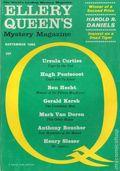 Ellery Queen's Mystery Magazine (1941-Present Davis-Dell) Vol. 40 #3