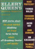 Ellery Queen's Mystery Magazine (1941-Present Davis-Dell) Vol. 40 #6