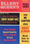 Ellery Queen's Mystery Magazine (1941-Present Davis-Dell) Vol. 41 #1