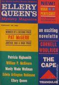 Ellery Queen's Mystery Magazine (1941-Present Davis-Dell) Vol. 41 #2