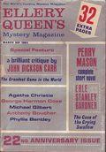 Ellery Queen's Mystery Magazine (1941-Present Davis-Dell) Vol. 41 #3