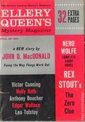 Ellery Queen's Mystery Magazine (1941-Present Davis-Dell) Vol. 41 #4