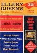 Ellery Queen's Mystery Magazine (1941-Present Davis-Dell) Vol. 41 #5