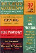 Ellery Queen's Mystery Magazine (1941-Present Davis-Dell) Vol. 41 #6