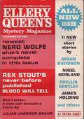 Ellery Queen's Mystery Magazine (1941-Present Davis-Dell) Vol. 42 #6