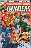 Invaders (1975 Marvel 1st Series) UK Edition 4UK