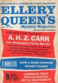 Ellery Queen's Mystery Magazine (1941-Present Davis-Dell) Vol. 44 #1