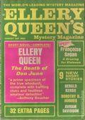 Ellery Queen's Mystery Magazine (1941-Present Davis-Dell) Vol. 44 #2