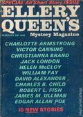 Ellery Queen's Mystery Magazine (1941-Present Davis-Dell) Vol. 45 #2