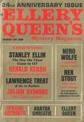 Ellery Queen's Mystery Magazine (1941-Present Davis-Dell) Vol. 45 #3