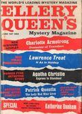 Ellery Queen's Mystery Magazine (1941-Present Davis-Dell) Vol. 45 #6