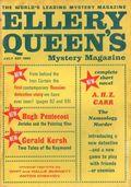 Ellery Queen's Mystery Magazine (1941-Present Davis-Dell) Vol. 46 #1