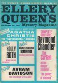 Ellery Queen's Mystery Magazine (1941-Present Davis-Dell) Vol. 46 #3