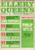 Ellery Queen's Mystery Magazine (1941-Present Davis-Dell) Vol. 46 #4