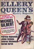 Ellery Queen's Mystery Magazine (1941-Present Davis-Dell) Vol. 47 #1
