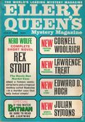 Ellery Queen's Mystery Magazine (1941-Present Davis-Dell) Vol. 48 #1