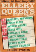 Ellery Queen's Mystery Magazine (1941-Present Davis-Dell) Vol. 48 #4