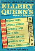 Ellery Queen's Mystery Magazine (1941-Present Davis-Dell) Vol. 48 #5