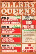 Ellery Queen's Mystery Magazine (1941-Present Davis-Dell) Vol. 49 #1