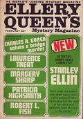 Ellery Queen's Mystery Magazine (1941-Present Davis-Dell) Vol. 49 #2