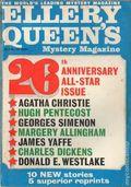 Ellery Queen's Mystery Magazine (1941-Present Davis-Dell) Vol. 49 #3