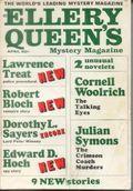 Ellery Queen's Mystery Magazine (1941-Present Davis-Dell) Vol. 49 #4