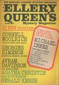 Ellery Queen's Mystery Magazine (1941-Present Davis-Dell) Vol. 49 #6