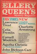 Ellery Queen's Mystery Magazine (1941-Present Davis-Dell) Vol. 50 #1