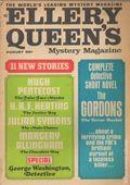 Ellery Queen's Mystery Magazine (1941-Present Davis-Dell) Vol. 50 #2