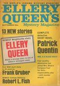 Ellery Queen's Mystery Magazine (1941-Present Davis-Dell) Vol. 50 #3