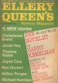 Ellery Queen's Mystery Magazine (1941-Present Davis-Dell) Vol. 50 #5