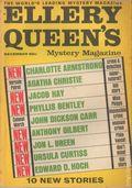 Ellery Queen's Mystery Magazine (1941-Present Davis-Dell) Vol. 50 #6
