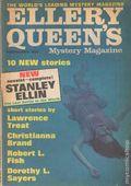 Ellery Queen's Mystery Magazine (1941-Present Davis-Dell) Vol. 51 #2